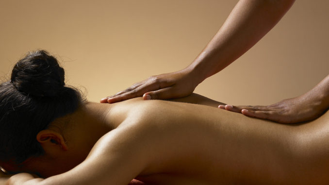 Mehr Spas verwenden CBD in Massageöl