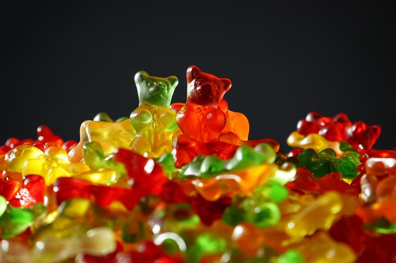 CBD-Gummibärchen für Kinder gegen Angst?