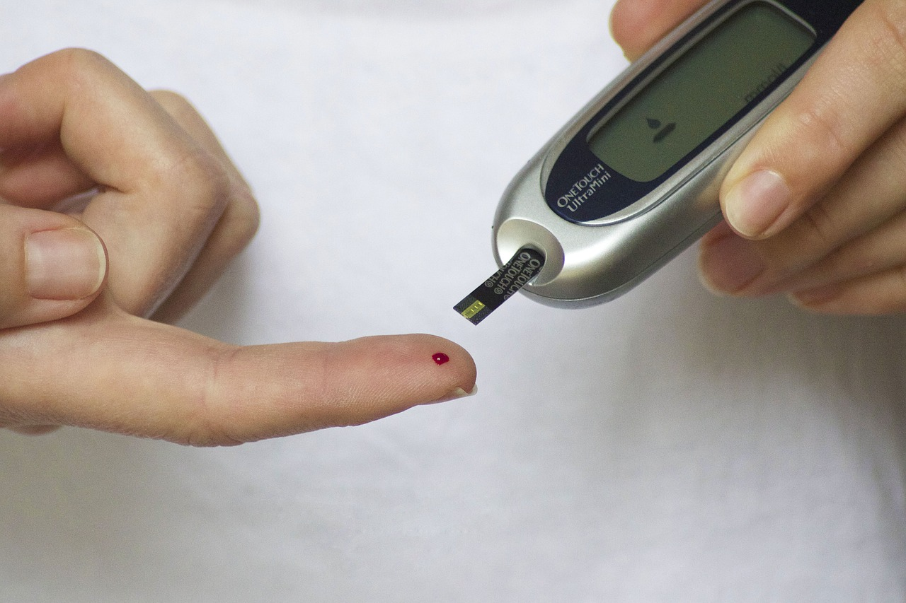 Cannabis bei Diabetes